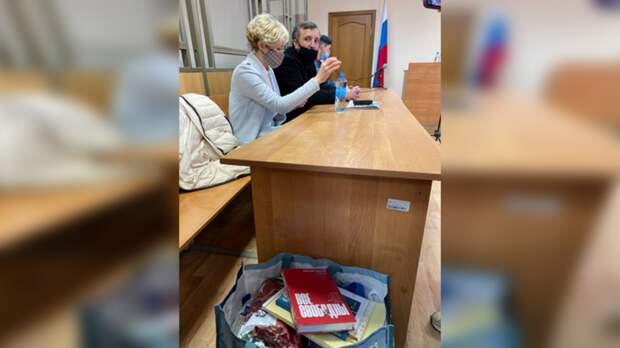 Ксения Собчак прокомментировала суд над ростовской активисткой Анастасией Шевченко