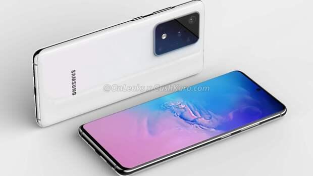 Samsung Galaxy S11+ удивит пользователей аккумулятором
