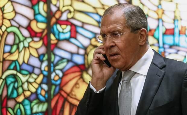 Лавров: Россия решительно осуждает усиление санкционного давления США на Кубу