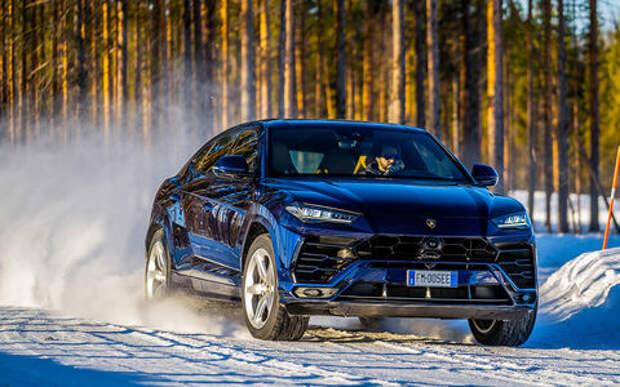 Пора подумать о зиме: тест новой шины Pirelli