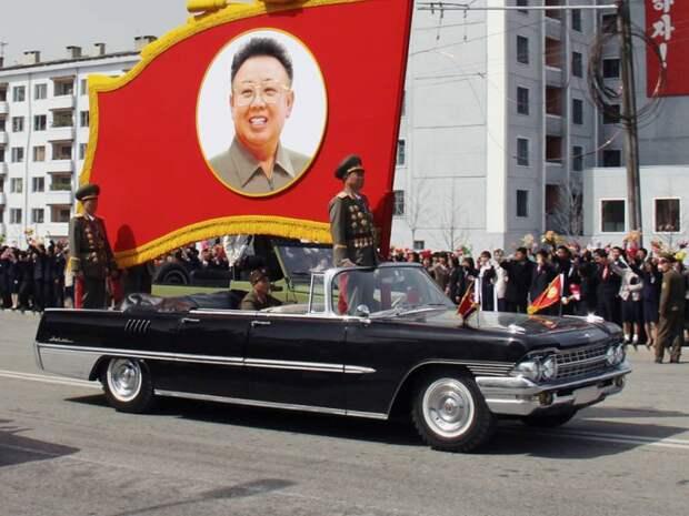 Хроники парадных кабриолетов. «Американцы» на Красной площади