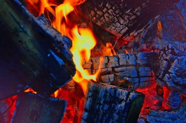 Горожан предупредили о пожарной безопасности в осенне-зимний период.Фото: pixabay.com