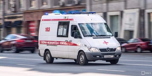 Потерявшего на морозе сознание сердечника спасли в Свиблове