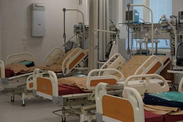 В Севастополе построят еще один модуль для больных коронавирусом