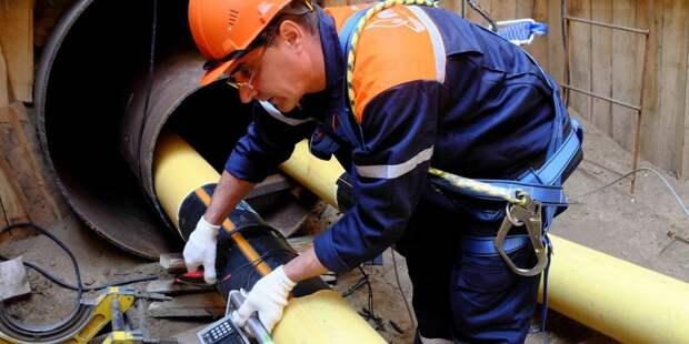 Реконструкция газопровода пройдет в Светлом проезде