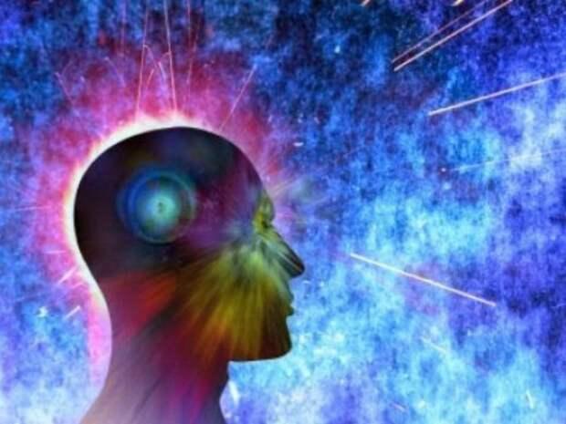 Мозг воздействует на материю