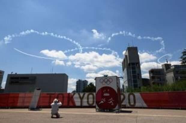 В церемонии открытия Олимпиады в Токио примут участие 950 человек