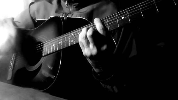 """5 любимых """"дворовых"""" песен под гитару"""