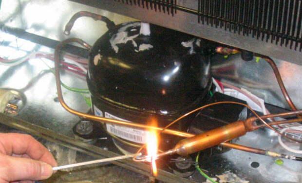 Двигатель от холодильника: делаем уникальный инструмент