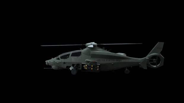 Воздушный «блицкриг»: винтокрылые машины будущего на службе Армии США