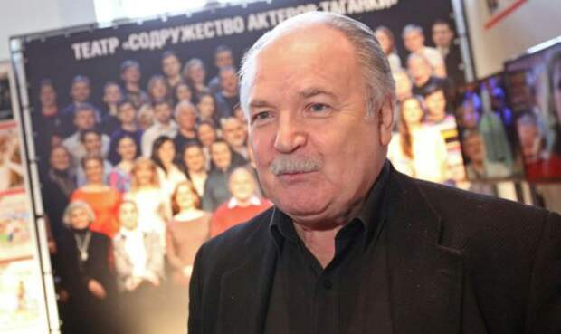 Актер и режиссер Николай Губенко скончался в Москве