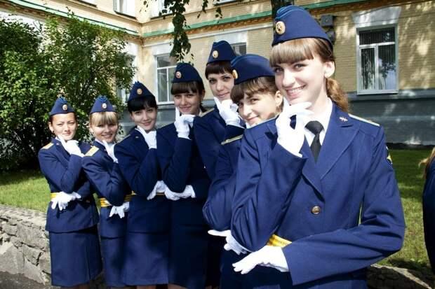 От тайги до британских морей ... : Лица девушек из Российской армии (60)