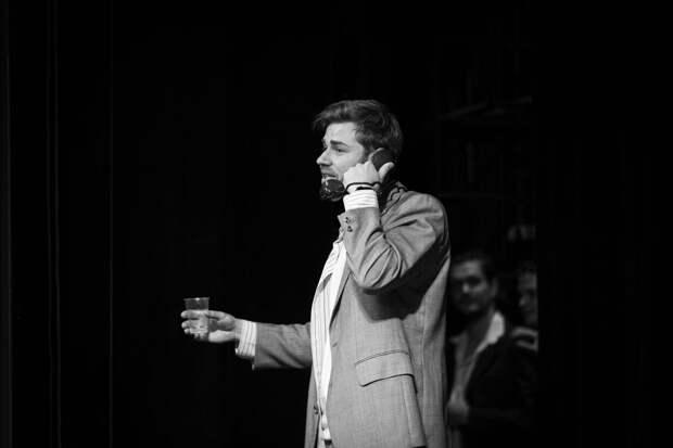 Премьера довлатовского «Заповедника» состоится 5 декабря на сцене Театра Пушкина
