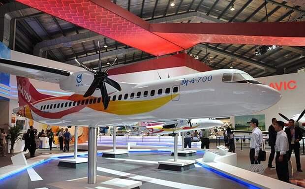 Полёт нового китайского лайнера MA700 состоится до конца года