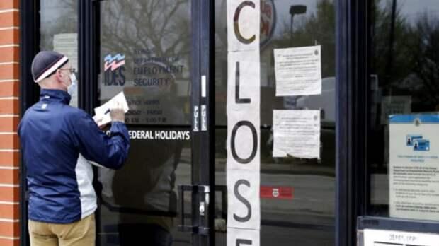 Число заявок на пособие по безработице в США держится на уровне 1 млн