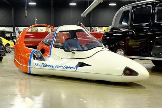 Tritan A2 Aero Car авто, автоаукцион, автомир, автомобили, автомузей, аукцион, олдтаймер, ретро авто
