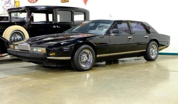 Aston Martin Lagonda авто, автоаукцион, автомир, автомобили, автомузей, аукцион, олдтаймер, ретро авто