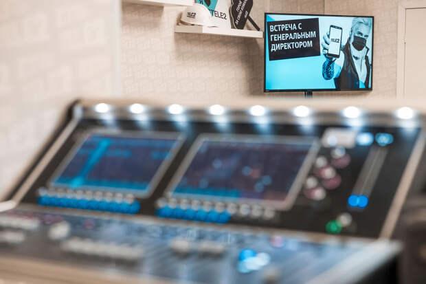 «Наша цель – делать жизнь людей лучше»: новый гендиректор Tele2 Андрей Патока встретился с сибирскими журналистами