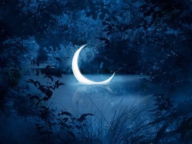 4 простых ритуала на убывающую Луну