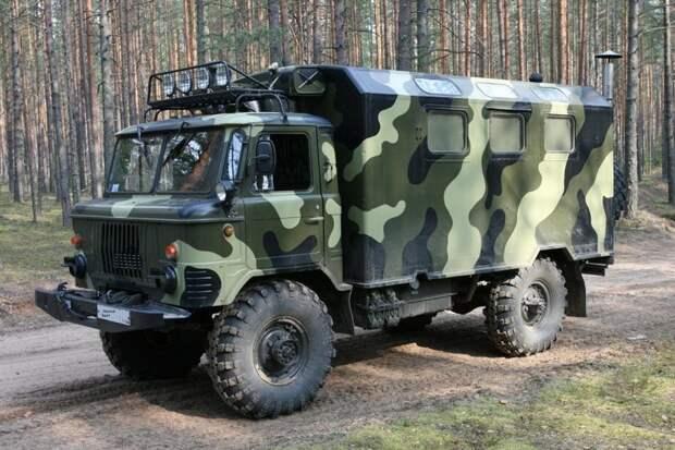 ГАЗ-66 автомобили, газ, фоторепортаж