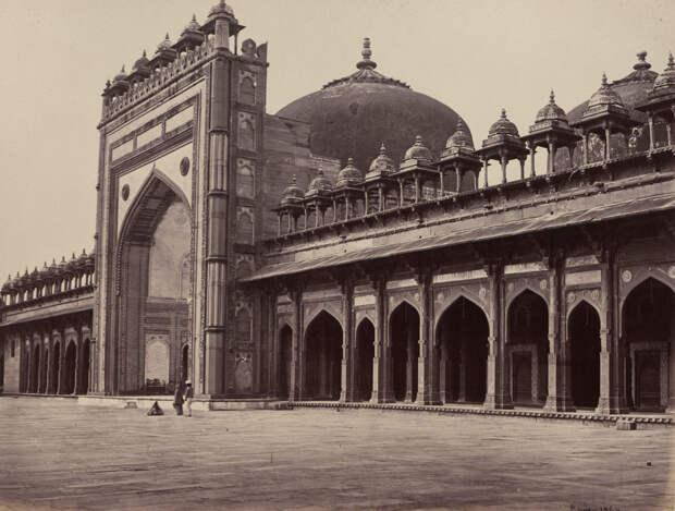Albom fotografii indiiskoi arhitektury vzgliadov liudei 50