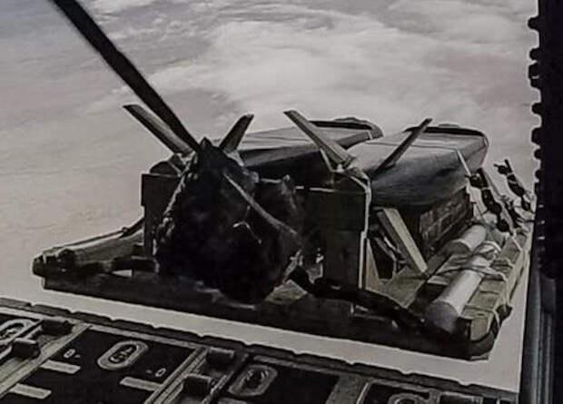 Американцы сбросили крылатые ракеты с транспортника
