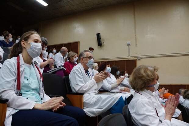 Нижегородские медики стали главными внештатными специалистами Минздрава России