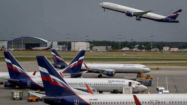 РФ расширит список стран для возобновления полетов в ближайшие недели
