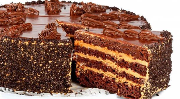 Рецепт нежного шоколадного торта, перед которым не сможет устоять не один сладкоежка