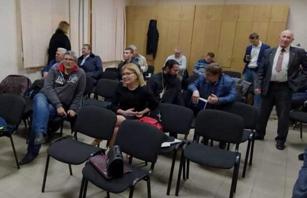Общественная палата Севастополя начала распадаться