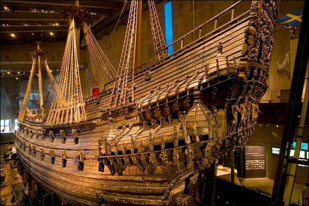 Новые военные корабли, погибшие в первом же бою, а иногда и вообще без боя