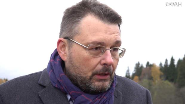 В Госдуме призвали лишить статуса депутатов Резника и Вишневского после их встречи с МИД Финляндии