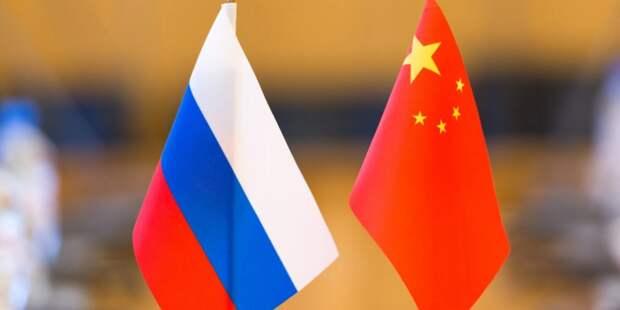Путин поздравил Си Цзиньпина