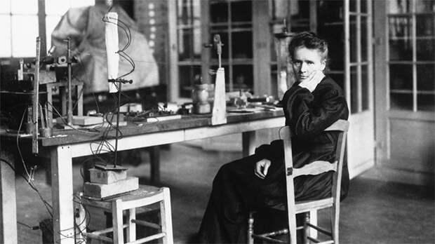 Мария Кюри - выдающийся физик и двукратный Нобелевский лауреат. Фото: themarysue.com