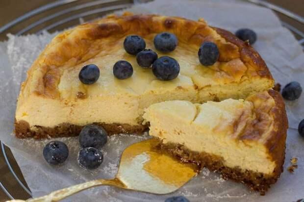 Необычный торт из творога на праздник: простой рецепт