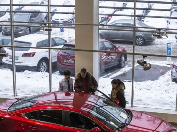 «Автостат»: в декабре 2014-го зафиксирован рекордный рост продаж.