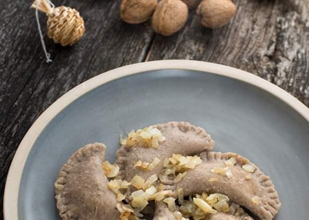 Рецепты по четвергам. Вареники с капустой (4)