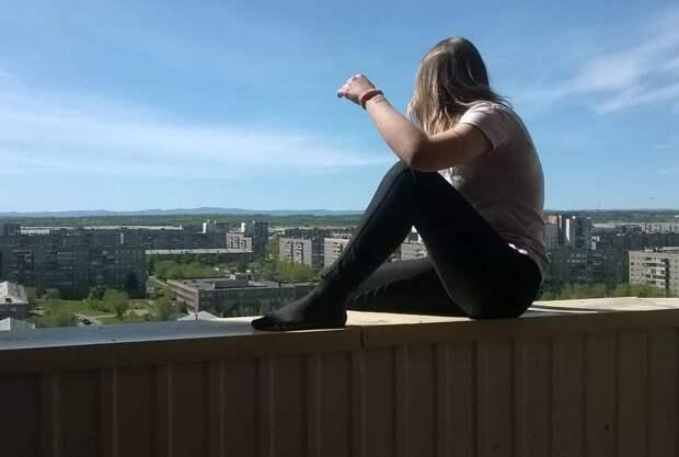 Чудесное спасение школьницы, выпавшей на Урале с балкона на 7-м этаже