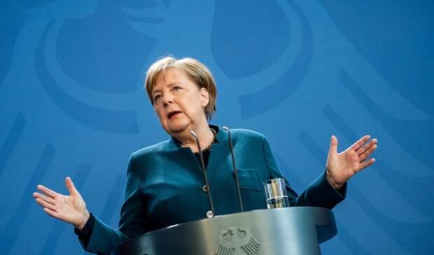 Меркель рвется на свободу: канцлер ФРГ с нетерпением ждет окончания вынужденной самоизоляции