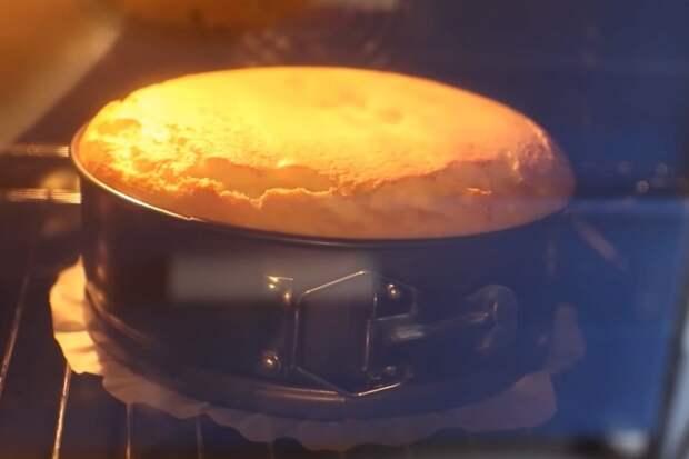 пирог на йогурте в мультиварке