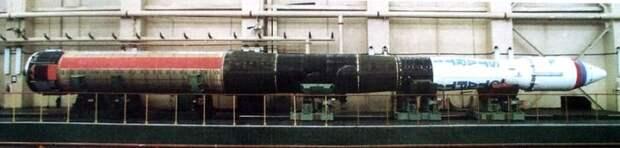 Конверсия МБР в ракеты-носители. Проблемы и перспективы