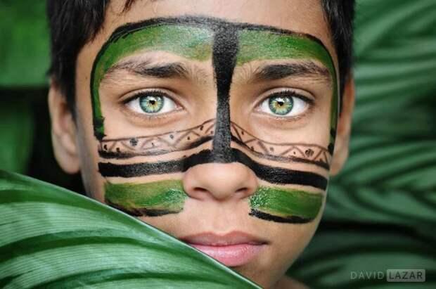 Зеленоглазый мальчик из Сан-Паулу