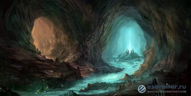 В Антарктиде найден вход в легендарный подземный мир