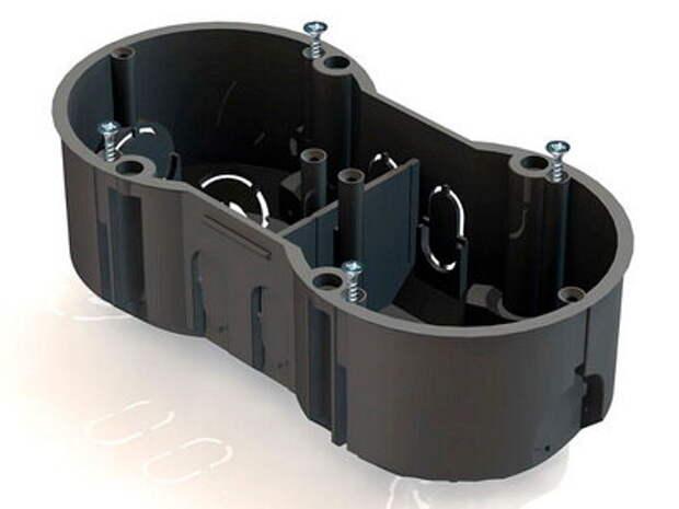 Как сделать электрику в квартире своими руками. Установка подрозетников.