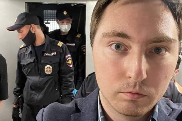 Кандидата в депутаты ГД от «Яблока» задержали в Москве