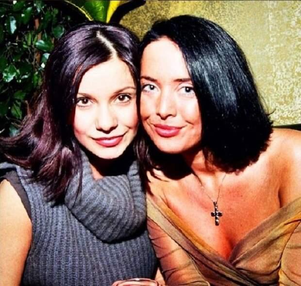 Ольга Орлова опубликовала запретное фото Жанны Фриске.