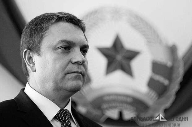 Глава ЛНР заявили о готовности встретиться с Зеленским лицом к лицу