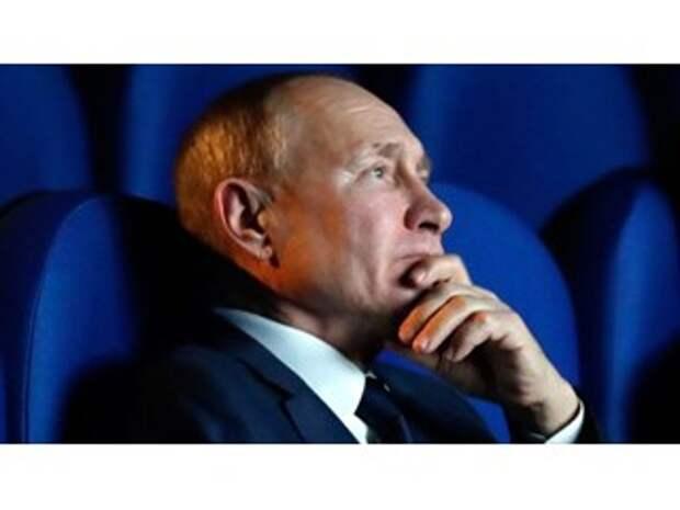 Путин выступил на Давосе как лидер СССР