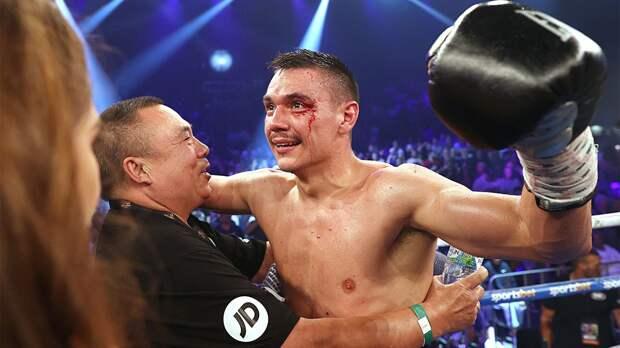 Федерация бокса России готова организовать бой сына Кости Цзю на территории РФ