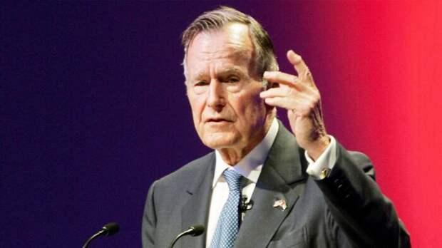 Джордж Уокер Буш. \ Фото: iz.ru.